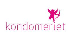 Kondomeriet logo /link til butikkside