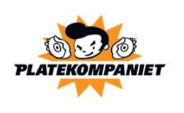 Platekompaniet logo
