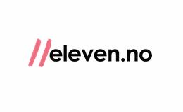 Eleven.no logo /link til butikkside