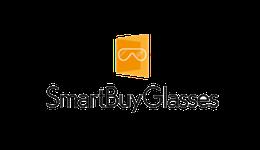 SmartBuyGlasses logo / link til butikkside