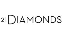 21 Diamonds logo
