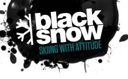 Black Snow logo