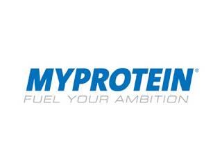 Myprotein logo / link til butikkside