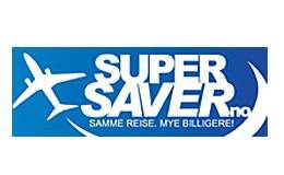 Supersaver logo / link til butikkside