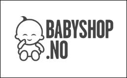 Babyshop logo /link til butikkside