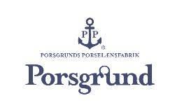 Porsgrund Porselænsfabrik logo / link til butikkside