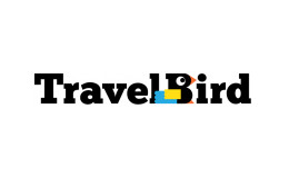 Travelbird logo /link til butikkside