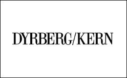 DYRBERG/KERN logo / link til butikkside