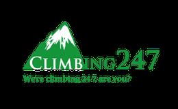 climbing247.no logo