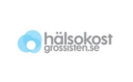 Hälsokostgrossisten logo