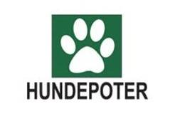 Hundepoter logo / link til butikkside