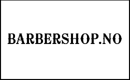 Barbershop logo /link til butikkside